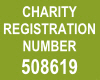 Charity Reg. No. 508619